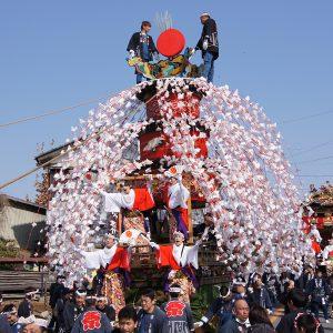 埼玉レポート「たまレポっ!」第3回~春だ!祭りだ!巫女さんだ!←~