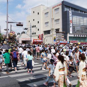 埼玉レポート「たまレポっ!」<br />第12回〜暑くて熱い!うちわ祭!〜