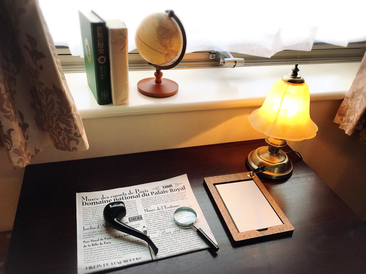 大宮・熊谷 おふろカフェで宿泊型本格ミステリーイベントと宝探しゲーム!ハロウィン限定メニューも登場!