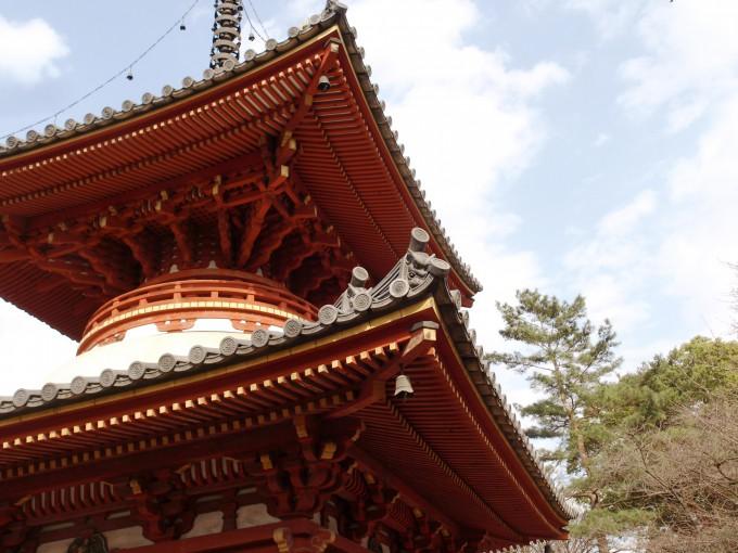 1000年以上の歴史を持つ由緒あるお寺「喜多院」