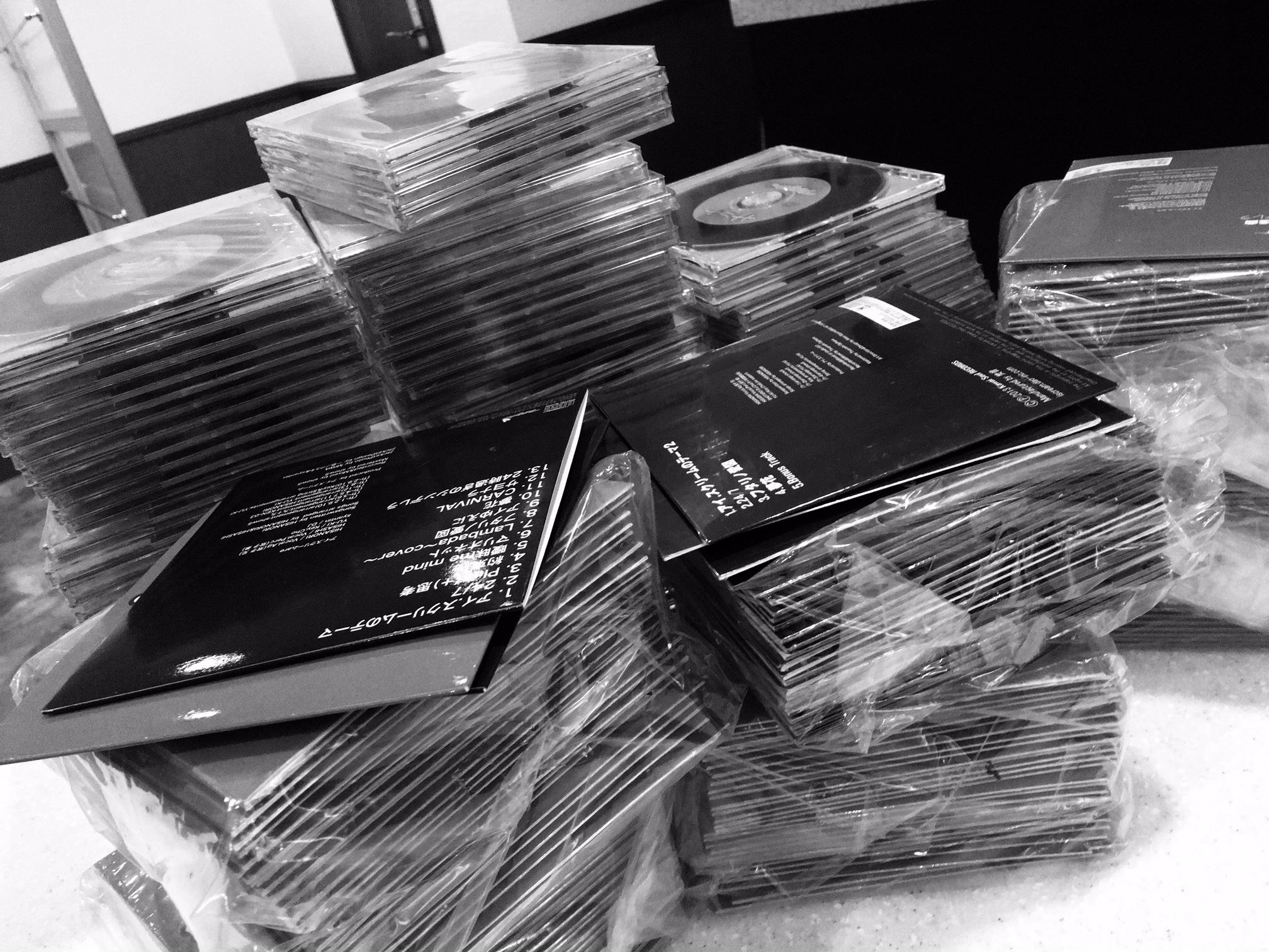 無茶企画!ゼロから始めるCDを1万枚売る方法のプロローグ的な