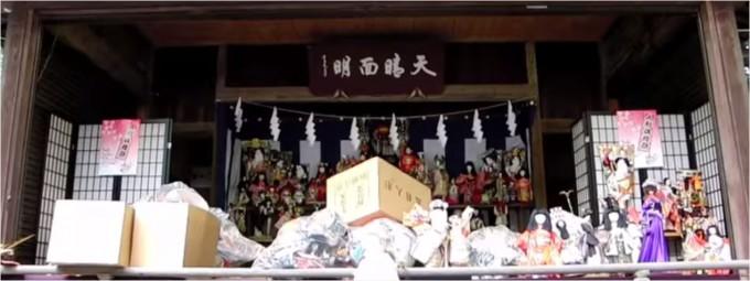 年中行事が豊富な、所沢神明社